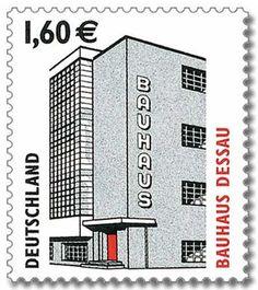 Bauhaus Dessau. Germany, 2002.