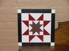 Barn Quilt Patterns To Paint | Barn Quilts