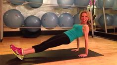 Reverse Plank with Kick For Sexy Toned Abs | Easy At Home Exercise For a flat stomach| Effective, Can do in Minutes | For MORE RECIPES please SIGN UP for our FREE NEWSLETTER www.NutritionTwins.com