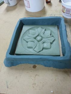 Preparacion de molde en plasticera plus