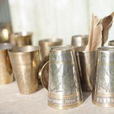 Antique Lassi Cup