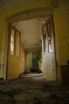 Archived Report - Cane Hill Hospital - 28.12.06