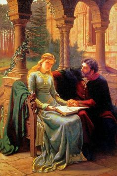 Edmund Blair Leighton | Victorian-Era painter | Tutt'Art@ | Pittura * Scultura * Poesia * Musica |