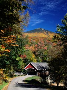 A Covered Bridge Photographic Print by Richard Nowitz at Art.com