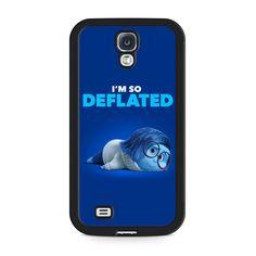 Sadness I'm So Deflated Samsung Galaxy S4 Case