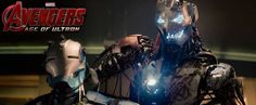 Marvel quickly assembled to upload the Avengers: Age of Ultron trailer after it was leaked Wednesday. The much anticipated trailer was meant to debut next week on Marvel's Agents of S.H.I.E.L.D. Iron Man was literally crushed by the release. An unmanned Iron Man armor has its head pulverized by Ultron (James Spader), who gives a classic supervillain speech accusing the Avengers of being the real puppets. #movies #comics…