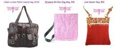 Bag Inspiration ~ Jute Handbag FLASH Giveaway!! *3 Winners*Africa's Blog