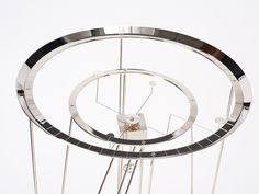 The Man Who Makes the Coolest Clocks You'll Ever See | Design | WIRED.   Each of the clocks has its own name and story. With Clock For an Astronomer reflects the relationship between astronomy and geography.