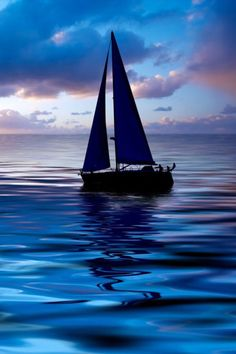 I am sure that I am on this sailboat!