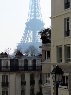How important is a view of the Eiffel Tower to you when you are staying in Paris? I prefer the Marais or St. Germaine but for many people, seeing the Eiffel Tower from their room is a must.