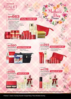 29 Apr-31 May 2015: Parkson ASTALIFT Mothers Day Promotion