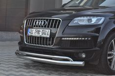 Bullbar Audi Q7, Bara protectie Audi Q7, tinted Audi Q7, White Audi SQ7 Q7, Custom Audi Q7, tuning Audi Q7 Stainless Steel Tubing, Audi Q7, 4x4, Vehicles, Stainless Steel Pipe, Car, Vehicle, Tools