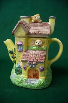Animal House Teapot | eBay