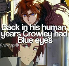 hOLY SHIT | anime, owari no seraph and crowley eusford