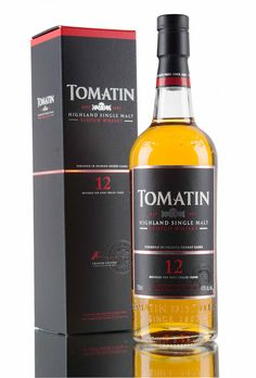 The flagship of the Tomatin Highland Scotch whisky range. Tomatin 12 Year Old, starting it's life in traditional oaks casks, then transferred into Spanish Oloroso sherry casks for up to 9 months. A smooth and easy to drink dram...