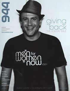 Jason Segel  -To be fair, this could have been categorized as TV.  Decisions.