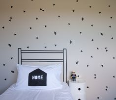 Wall decals - small triangles