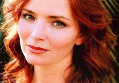 Brigid Brannagh- 'Pamela' on Army Wives