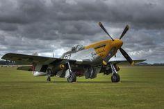 "North American P-51D - ""Ferocious Frankie"""