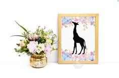 Girafe Estampe  affiche Kid  girafe murale par EarlyBirdyPrints
