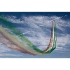 Pan - Italian National Acrobatic Team Canvas Art - Fabrizio Vendramin (20 x 28)