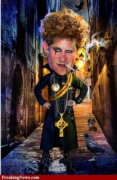 Photoshop of Prince Harry done by Harry Whittington