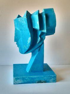 Fernan como escultor: HIGIEIA