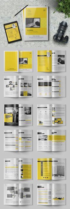 Web Design Proposal | Pinterest | Proposals, Proposal templates and ...
