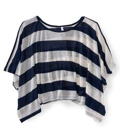 Striped Poncho - Aeropostale clothing  so cute !!!!!!!!!!!!!!!!!!!!!!!!!!!!!!!!!!!!!!!!!!!!!!