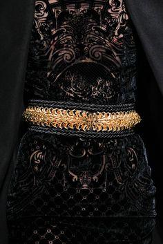Balmain Fall 2012 Ready-to-Wear - Details