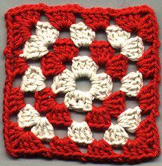 Isoäidin neliö - ohje, jolla onnistuu Crochet Granny, Easy Crochet, Knit Crochet, Arts And Crafts, Diy Crafts, Handicraft, Needlepoint, Textiles, Knitting