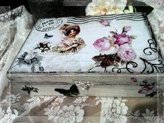 Vintage kutu