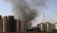 قتيل جراء سقوط قذيفة على منزله بقصر بن غشير