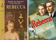 """Rebecca"" by Daphne du Maurier Daphne Du Maurier, Gone With The Wind, Alfred Hitchcock, Novels, Reading, Creative, Films, Google, Image"