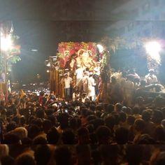 New pin for Ganpati Festival 2015 is created by by rohansoni786 with #ganpatibappamorya #rajanagarcharaja #ganpatibappa #andhericharaja
