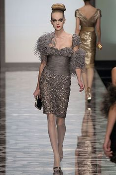 Valentino Fall 2007 Couture - Collection - Gallery - Style.com