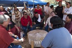 Ira Nowinski photographs of the Stanford Powwow, 2006  (67)