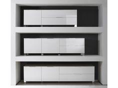 hoogglans design tv meubel
