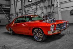 """""""Mr Bad Q"""" Holden HQ GTS Monaro"""