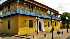Museo de Arte de Coro. Edo. Falcón. Venezuela
