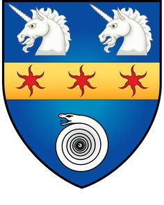 Oxford Coat Of Arms   Description St-Hilda's College Oxford Coat Of Arms.svg
