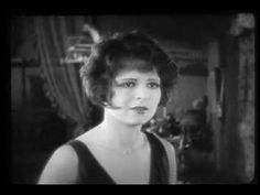 """""""It"""" Movie (1927) set to a song written about Clara Bow. Harry Reaser - She's Got It. #music"""