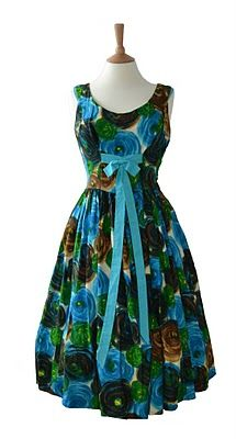 vintage fashion | Bailie Vintage Clothing Company Blog: Feeling Blue? NEW Vintage ...