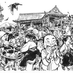 Superani artist Kim Jung Gi @kimjung_gi  #Illustration  #superani #kimjunggi #art #artists #draw #drawing #drawings #sketching #draw #sketch #sketchbook #paint #painting #copic #copicmarkers #design #concept #conceptart #2dart #illustration #instadraw  #artistsoninstagram #instadaily #comics #photoshop #superanidrawings #fun #life #summer #happiness  via ✨ @padgram ✨(http://dl.padgram.com)
