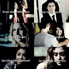 Like a...Vampire Diaries