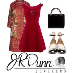 """""""J.R. Dunn Jewelry"""" by surayo on Polyvore"""