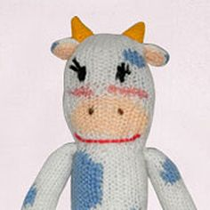 Hello I'am Manuela the cow! We are Pibes! We are soft, colorful and unique!    http://www.pibes.it