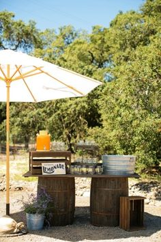 Farm-to-Table Rehearsal Dinner Idea {Photography by: Jihan Cerda Photography, Design by: Pineapple Planet}