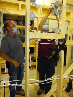 Learn the trades tuition-free at Georgian Muskoka - Huntsville Doppler Georgian College, Lockout Tagout, Further Education, Education And Training, College Students, Corner, Learning, Free, Studying