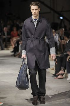 Spring 2009 Menswear - Prada